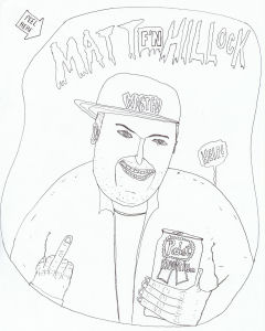 Laugh Track Matt