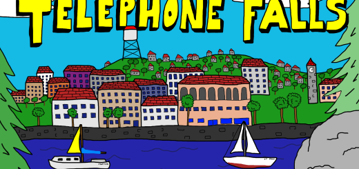Telephone Falls