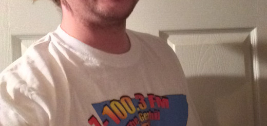 Thanks for buying a Z-100.3 The Gerbil shirt, James!