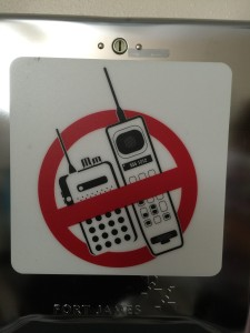 No outdated technology allowed.