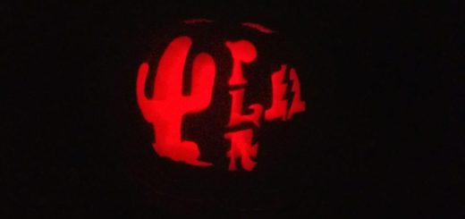 CJ and Tina's PLA pumpkin