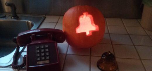 Colin's 2016 PLA pumpkin
